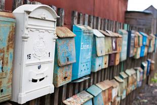 Messagerie sécurisé anti-virus, anti-spam et webmail