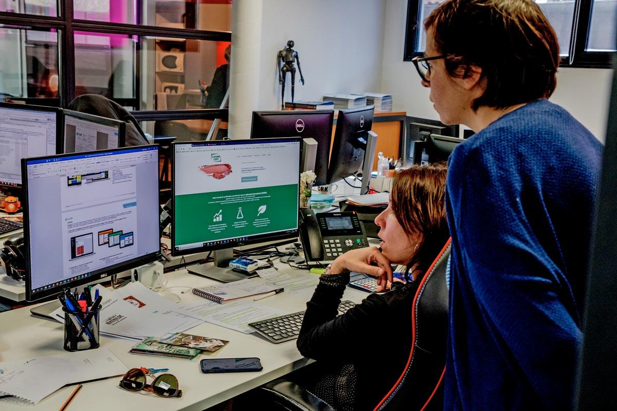 La vie de l'agence web Kyxar