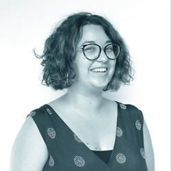 Laurie FOSSEY - Chargée de projet, support technique