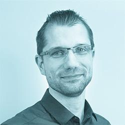 Mickaël Lux - Chargé de projet, support technique