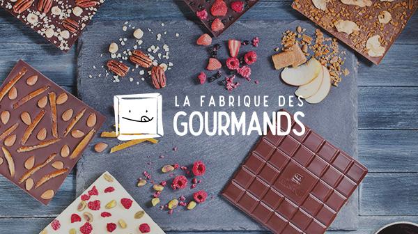 Créer votre chocolat avec La Fabrique des Gourmands