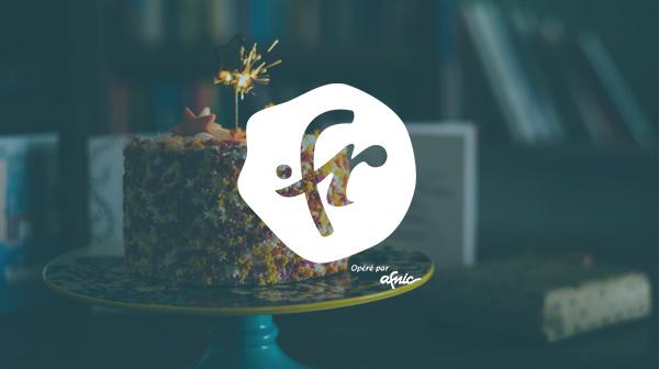 Le .fr fête son 34ème anniversaire