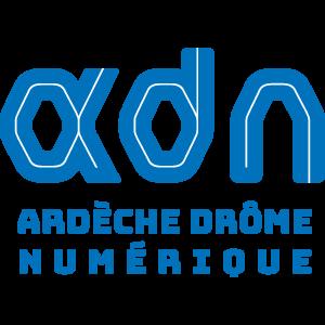Logo Ardèche Drôme Numérique